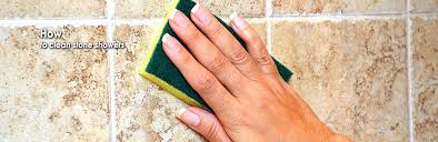 how to clean stone showers and baths header image