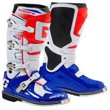 Gaerne Sg10 White Blue Red Boots