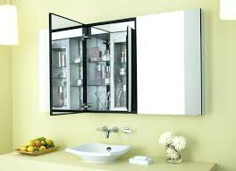 Modern Bathroom Medicine Cabinets Modern Bathroom With Recessed