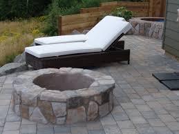 best 47 great cinder block outdoor fireplace