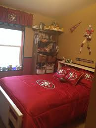 49ers Room Designs 49ers Room If I Had A Baby Boy His Room Would Be All Niners