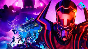 A Fortnite Galactus Event Teaser May ...