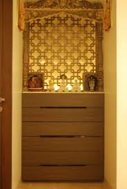 Small Picture Pooja room puja Pinterest The doors Design and Armoires