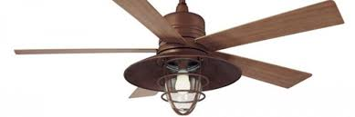 indoor outdoor rustic copper ceiling fan with light kit and remote control model 34342 why not add that updated look to your indoor or outdoor space with