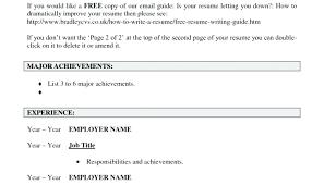 Free Online Resume Writer Amazing Free Resume Writing Template Sample Simple Resume Simple Resume