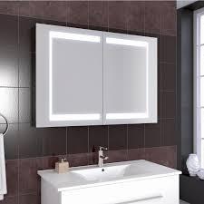 Design Spiegel Badkamer 3d Render Interieur Design Van Een Moderne