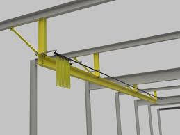 Monorail Crane Beam Design Monorail Systems Afe Crane Overhead Material Handling