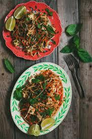 Green Kitchen Stories Cookbook No Noodle Pad Thai Golubka Kitchen