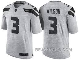 Free Shipping 60 Off Nike Seattle Seahawks 3 Russell Wilson 2016 Gridiron Gray Ii Mens Nfl Limited Jersey