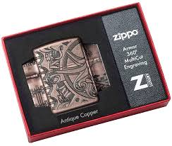 49000 <b>Зажигалка Zippo</b> Nautical Scene Design, Armor <b>Antique</b> ...