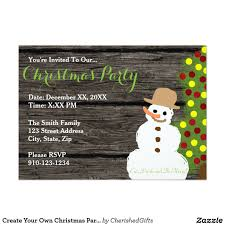 20 Make Your Own Party Invitations Pictures And Ideas On Carver Museum
