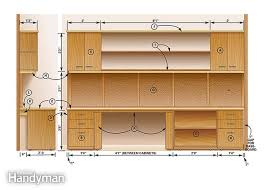 home office base cabinets. Home Office Built In Cabinets Plans Plan Base B