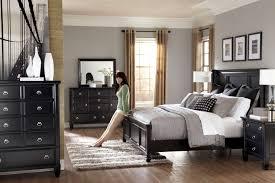 "Greensburg - Black-""Greensburg Bedroom Collection(B671)"
