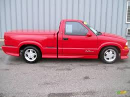 2000 Victory Red Chevrolet S10 Xtreme Regular Cab #1085818 Photo ...