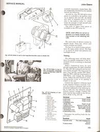 john deere 425 wont crank jumped the coil and it starts John Deere D110 Wiring Diagram john deere 425 wont crank jumped the coil and it starts throughout deere 455 wiring john deere d100 wiring diagram