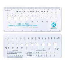 French Size Chart Catheter Key Surgical French Catheter Scale