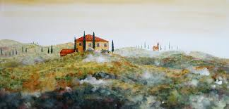 italian landscape paintings impressionist paintings original landscapes of italy