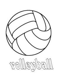 Free printable volleyball coloring pages for kids. 50 Volleyball Coloring Page Ideas Coloring Pages Online Coloring Pages Online Coloring