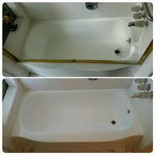 stylish professional bathtub reglazing bathtub reglazing is not a diy job but when you try anyway