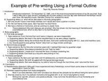 example of process essay and outline how to do a book review example of process essay and outline