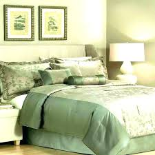 seafoam comforter green comforter green comforter green bedding sets sage green comforter set er and brown