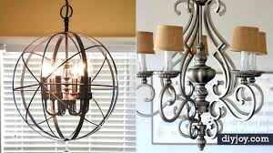 idea easy chandelier and chandelier makeovers easy ideas for old brass crystal and ugly gold chandelier elegant easy chandelier