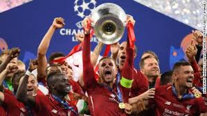 The official home of europe's premier club competition on facebook. Champions League Final Liverpool Beat Tottenham Hotspur To Win Sixth European Cup Cnn