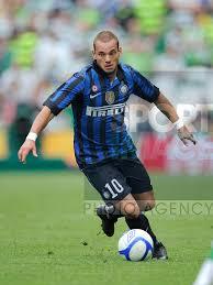 Wesley Schneider of Inter Milan | Sportimage