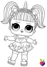 Surprise dolls in all its variation. Lol Surprise Sparkle Series Coloring Page Unicorn Unicorn Coloring Pages Cool Coloring Pages Disney Princess Coloring Pages