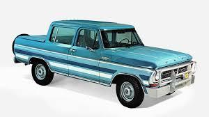 7 Ford pickup trucks America never got | Autoweek