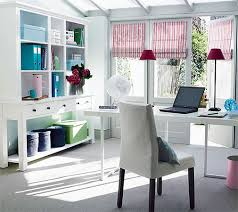 shabby chic style home office interior decor and furniture ideas chic office interior design