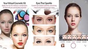 youcam makeup app screen shorts full version