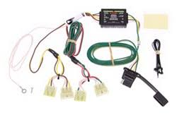 toyota tacoma trailer wiring com curt 2004 toyota tacoma custom fit vehicle wiring