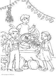 Small Picture Fruits And Vegetables Coloring Pages Dalarcon Com Coloring