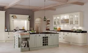 Ivory Kitchen Wakefield Contemporary Ivory Powder Blue Kitchen Stori