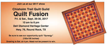 Chisholm Trail Quilt Guild Event tickets   Yapsody & Chisholm Trail Quilt Guild. Banner Adamdwight.com