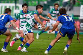 MATCH PREVIEW BENETTON RUGBY VS EDINBURGH RUGBY