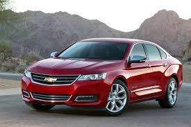 2014 Chevrolet Impala - Overview - CarGurus