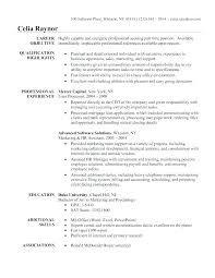 Marketing Assistant Resume Stunning Marketing Assistant Duties Fathunter