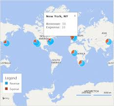 Excel 2016 Map Chart Missing Use The Bing Map App In Excel To Better Visualize Your Data