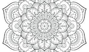 Mandala Coloring Pages Online Mandala Coloring Pages Free Printable