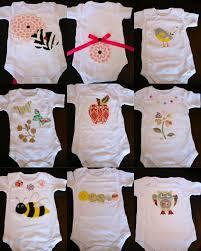 Design Your Own Baby Onesie Diy Baby Shower Make Your Own Onesie By