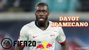 Dayot Upamecano - FIFA 20 - Player Stats - FIFA Index