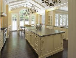 French Country Kitchen Designs And Kitchen Design Layouts And A Beautiful  Sight Of Your Kitchen With Beauteous Principle Of A Smart Design 14    Source ...