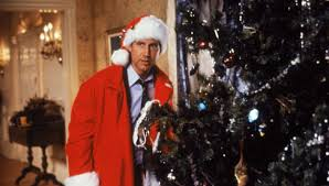 Clark Griswold Hanging Lights Passerby Calls 911 After Seeing Clark Griswold Hanging Off