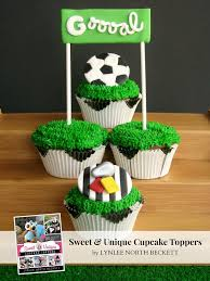 How To Decorate A Soccer Ball Cake Score Big With These World CupThemed Cakes and Cupcakes 83