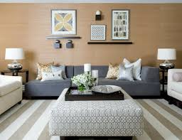 Beautiful furniture large size ottomans for different styles