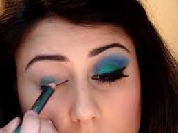 glittery green and blue stani indian bridal enement party makeup look tutorial easy hijab tutorial dailymotion summer makeup tips urdu