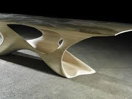 furniture futuristic. Vivacious Futuristic Furniture For Modern Home Accessories Ideas: With Contemporary Dining Table