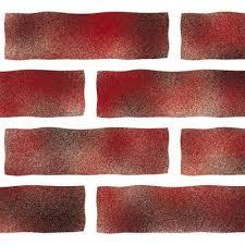 designer stencils faux brick wall